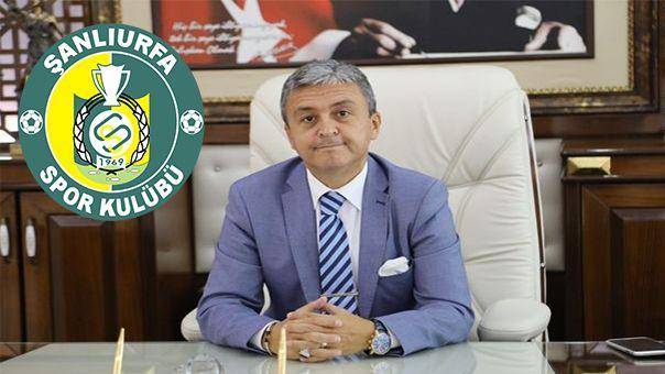 Başsavcı Yeniçeri'den Urfaspor yönetimine tebrik