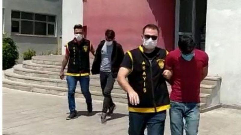 Adana'daki sahte polisler Şanlıurfa'da yakalandı