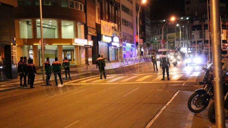 Urfa'da sokağa çıkma yasağı başladı! İşte açık olan yerler