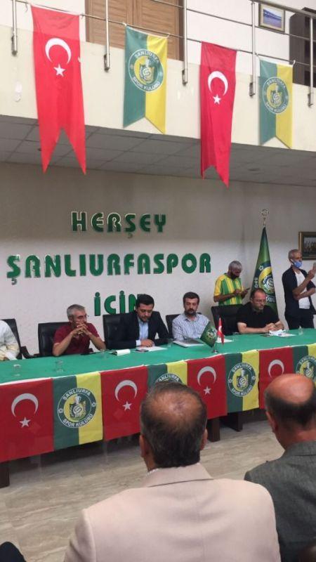 Urfaspor'da Hazırlıklar başlıyor