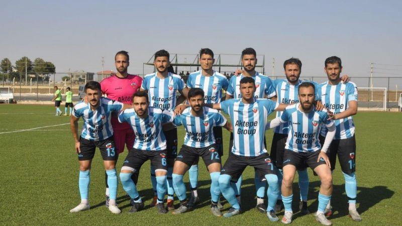 Viranşehir Belediyespor Elbisatanspor'a gol olup yağdı