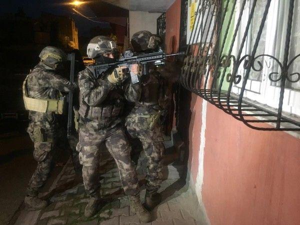Şanlıurfa'da FETÖ operasyonu: 47 gözaltı!