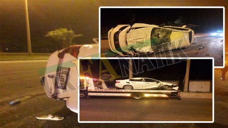 Şanlıurfa'da dehşet kaza! Can pazarı yaşandı