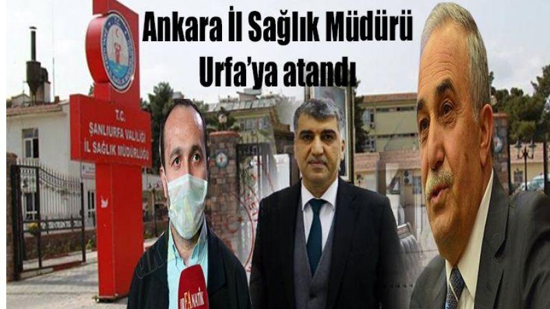 Fakıbaba'nın tepkisi üzerine Urfa il Sağlık Müdürü değişti
