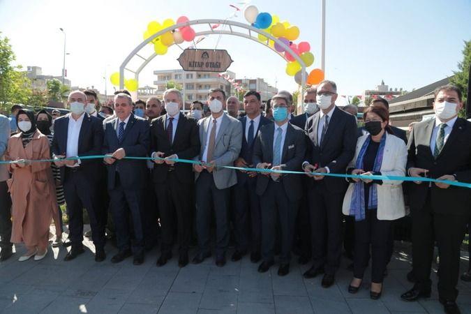 Eyyübiye'de hizmetler tek tek açıldı