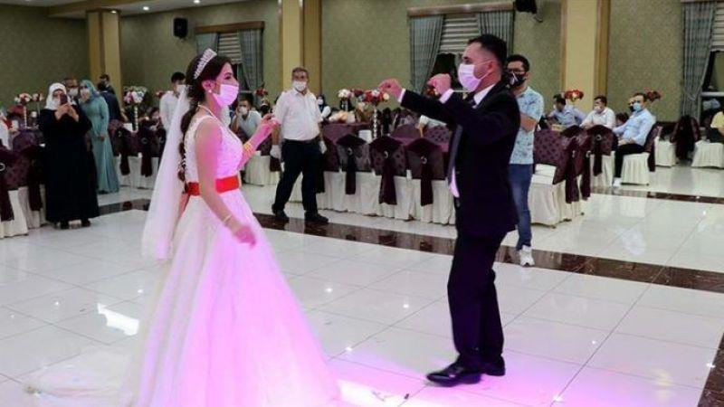 Düğünlerdeki kısıtlamalarla ilgili yeni gelişme!