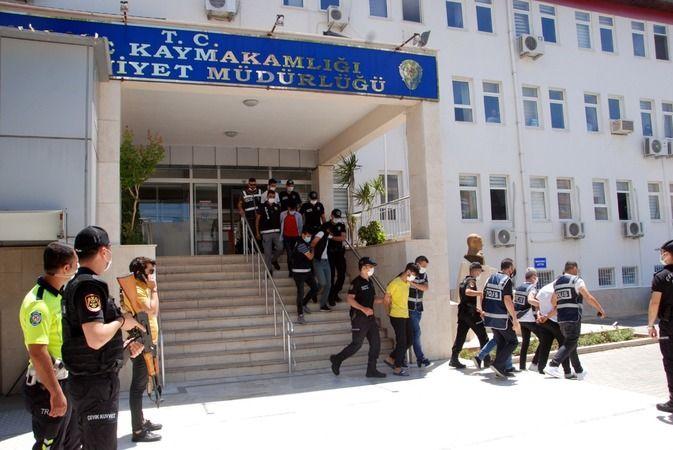 Şanlıurfa'da dolandırıcı operasyonu: Çok sayıda tutuklama!