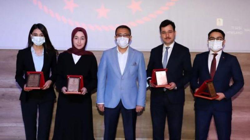 Alaşehir'de görevli hakim Urfa'ya atandı
