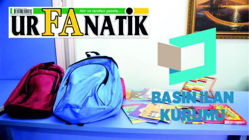 Okul çantası ve kırtasiye seti satın alınacaktır