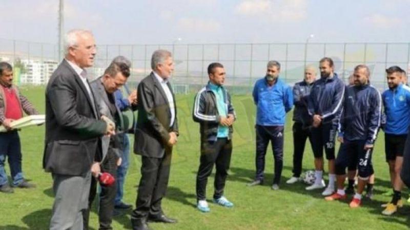 Yeni seçilmişti: Urfaspor'da istifa depremi!