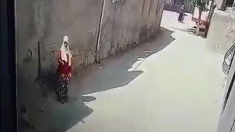 Urfa'daki kadının hareketleri korkuttu: Amacı neydi?