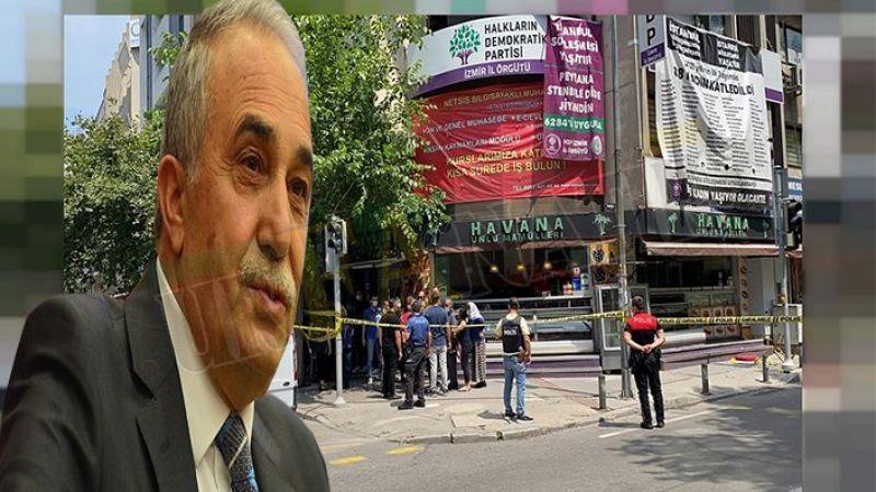 Fakıbaba'dan İzmir'deki saldırıya kınama