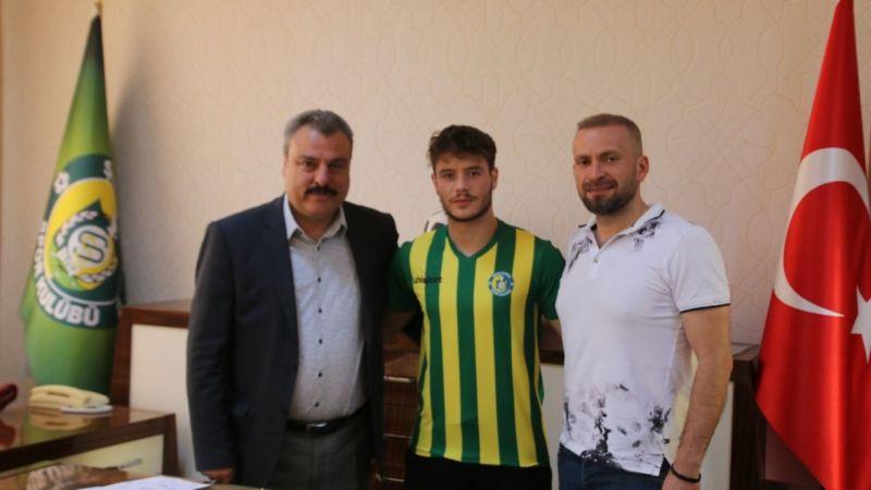 Şanlıurfaspor duyurdu: Yeni transferle 3 yıllık sözleşme!