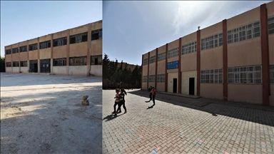 Urfa sınırında hizmete girdi! Tam 22 okul…