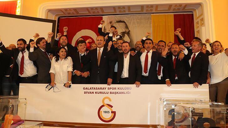 Tarihi seçim: Galatasaray'ın yeni başkanı belli oldu