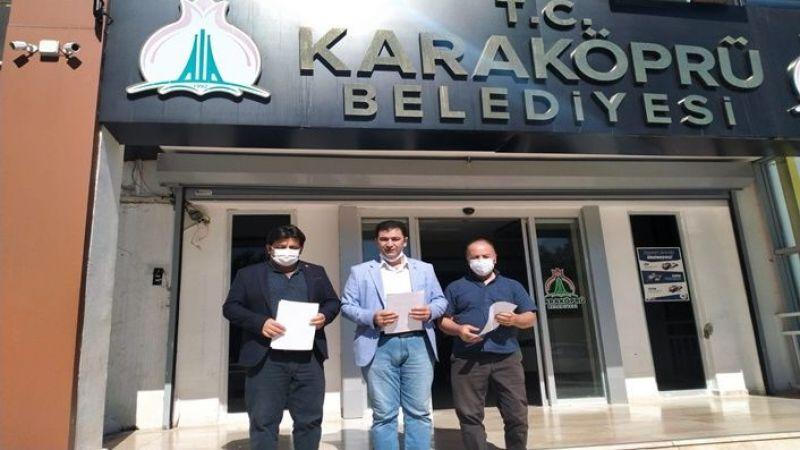 CHP'den Karaköprü Belediyesine İtiraz Dilekçesi