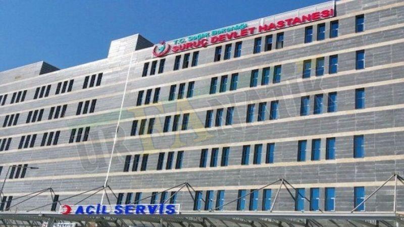 Suruç Devlet Hastanesi'ne idari soruşturma