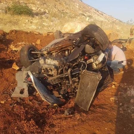 Urfa'da feci kaza: Genç kız 16 saat kurtarılmayı beklemiş!