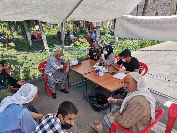 Durmadan geldiler: Şanlıurfa'da vatandaşların ilgisi sevindirdi!