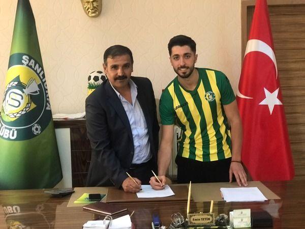 Urfaspor, Trabzonspor'dan genç oyuncuyu transfer etti!