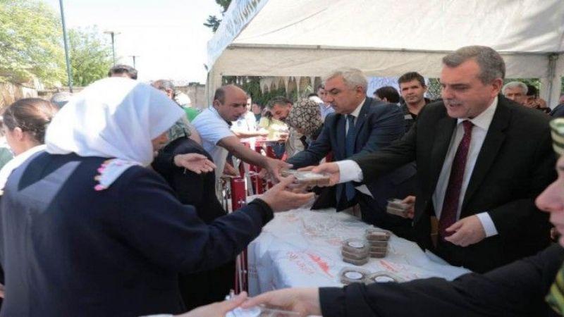 Şanlıurfa Büyükşehir Belediyesinde istifa