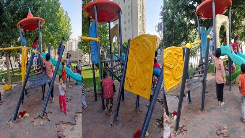 Siverek Belediyesi isyan etti: Bunu yapan veya yapanlar!
