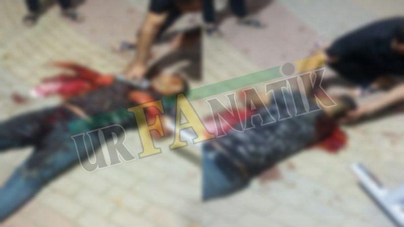 Karaköprü'de bıçaklı kavga: 1 ölü