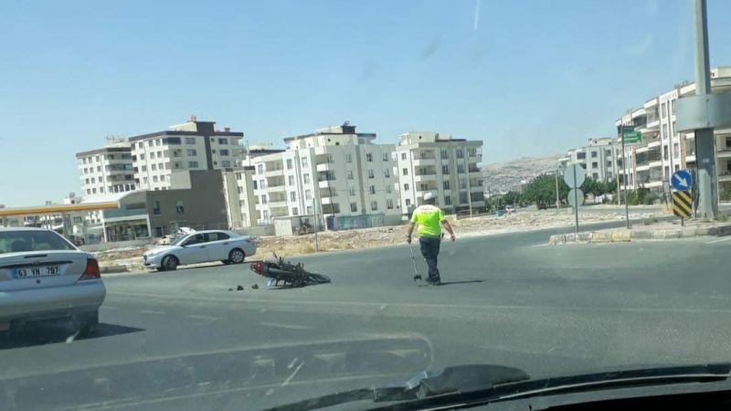 Yine Şanlıurfa yine kaza: Sürücü ağır yaralandı!