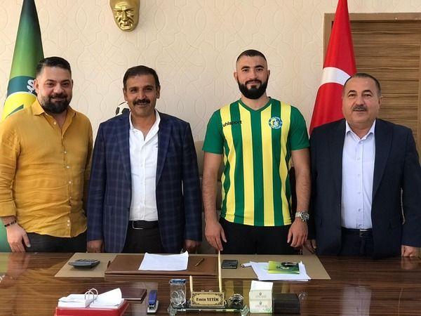 Şanlıurfaspor'dan transfer üstüne transfer : Yeni biri daha!