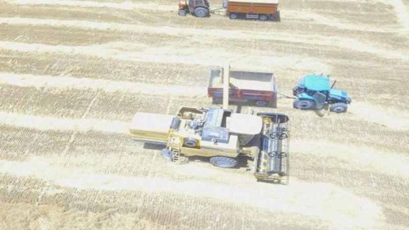 Aksaray'da hasat, Şanlıurfa'da ekim telaşı