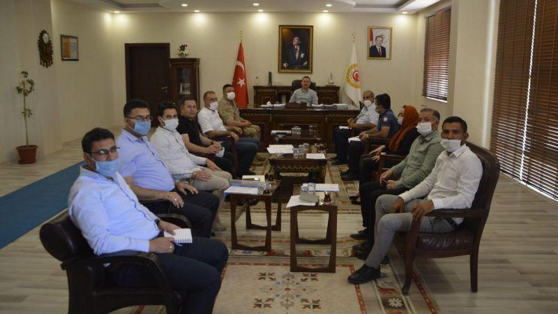 Urfa'da YKS toplantısı yapıldı!