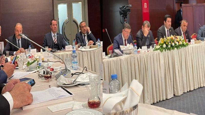 Urfa'dan 4 vekil katıldı! Erdoğan'dan vekillere kritik talimat