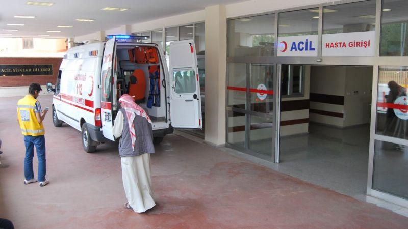 Urfa'da feci olay: Ağır yaralandı