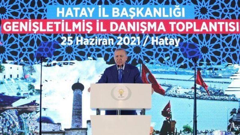 Cumhurbaşkanı Erdoğan'dan flaş 'erken seçim' açıklaması