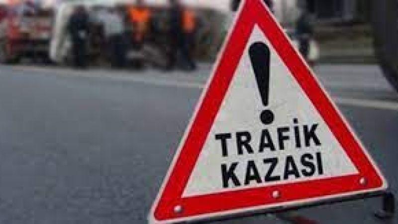 Urfa'da kontrolden çıkan otomobil devrildi: 3 yaralı!