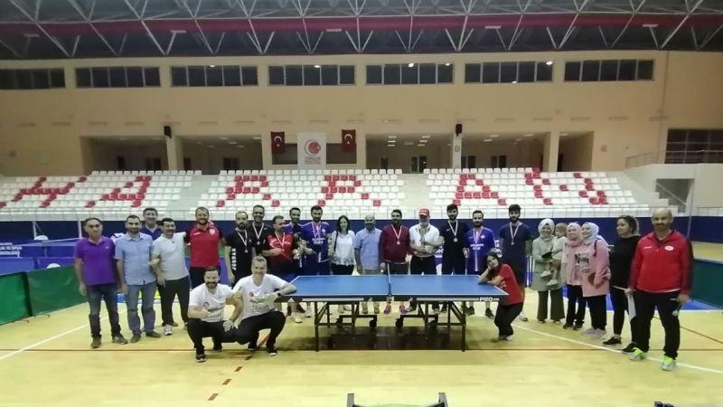Urfa'da o turnuva sona erdi
