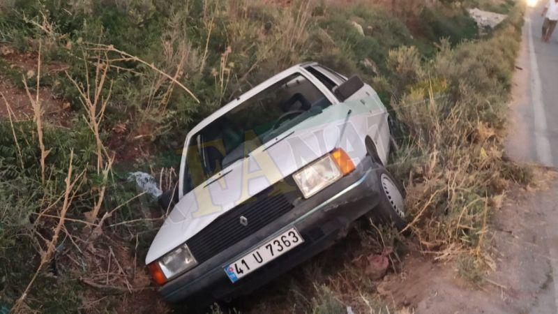 Urfa'da yine aynı yol yine kaza: Yaralılar var