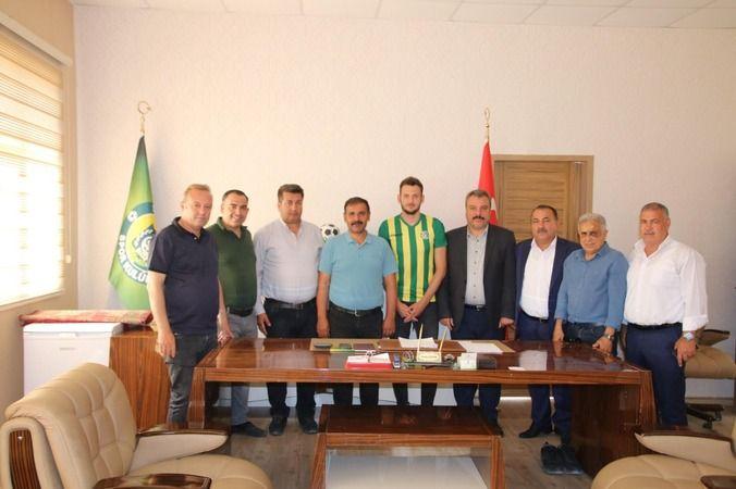 Şanlıurfaspor yeni kaleci transferini açıkladı!