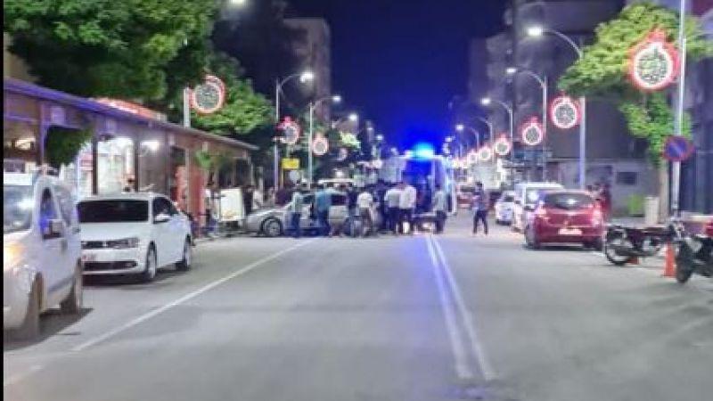 Şanlıurfa'da motosiklet otomobile çarptı: 1 yaralı!
