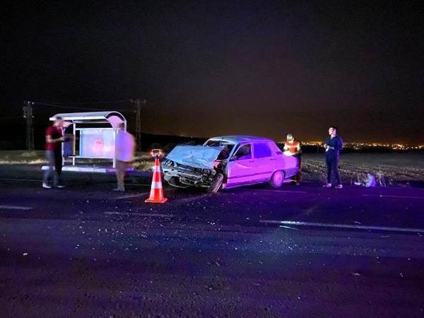Suruç yolunda feci kaza: Yaralılar var