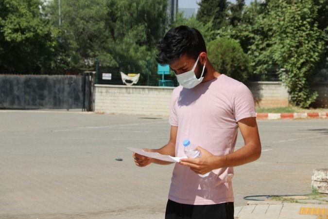 Urfa'da sınav heyecanı: Son oturum için ter döküyorlar