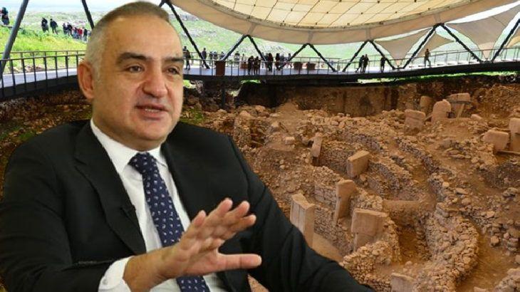 Kültür ve Turizm Bakanı duyurdu: Göbeklitepe'nin adı değişiyor