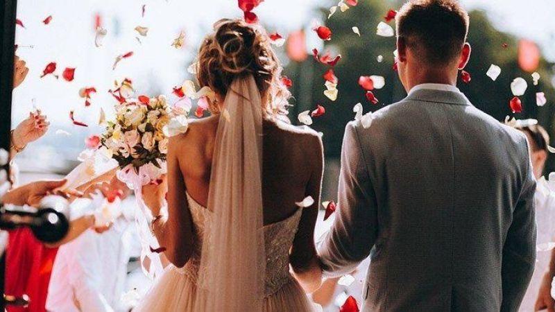 Düğünlerde yeni dönem başlıyor! 1 Temmuz'dan itibaren...