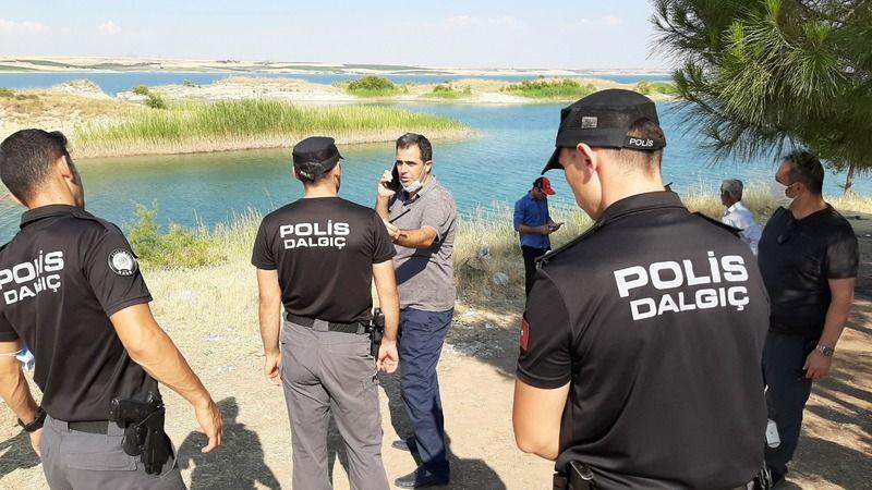 Atatürk Barajı'nda acı olay: Teyze ve yeğen can verdi!