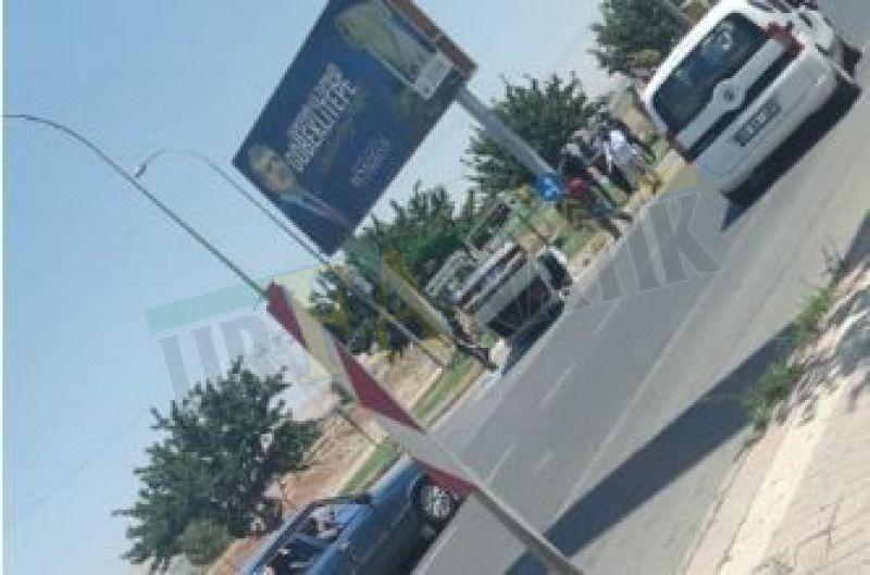 Şanlıurfa'da kontrolden çıkan otomobil takla attı: Yaralılar var!