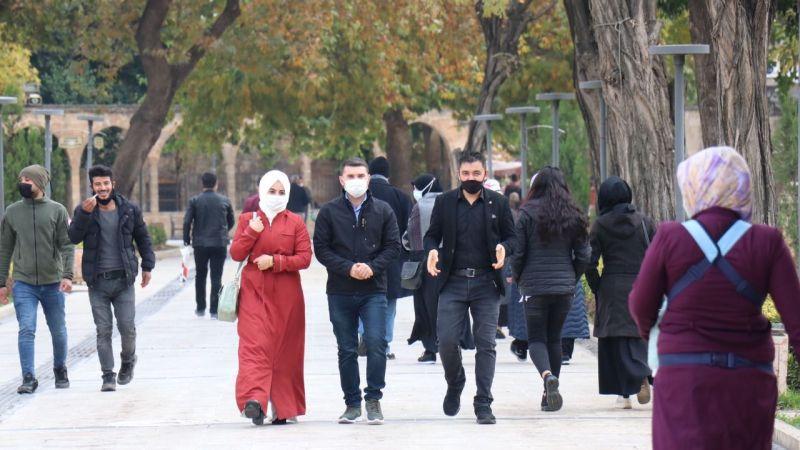 Urfa Türkiye'de ikinci  sırada yer aldı