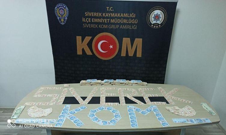 Şanlıurfa'da çok sayıda sahte para yakalandı: Tutuklandı!