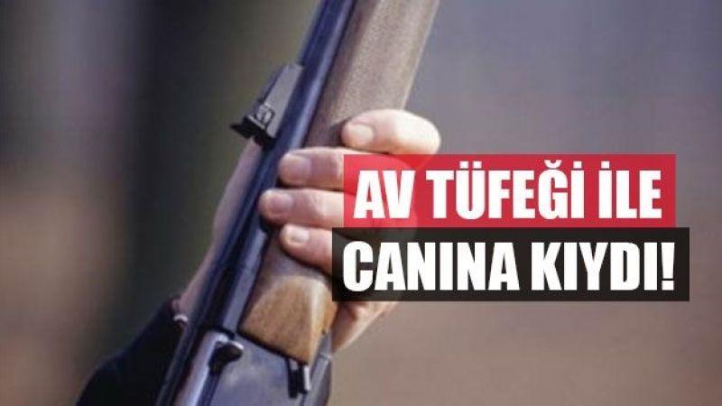 Bitmiyor: Şanlıurfa'da bir genç av tüfeği ile intihar etti!