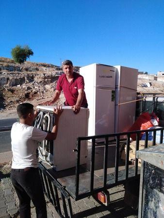 Eyyübiye Belediyesi, muhtaç ailelere yardıma devam ediyor