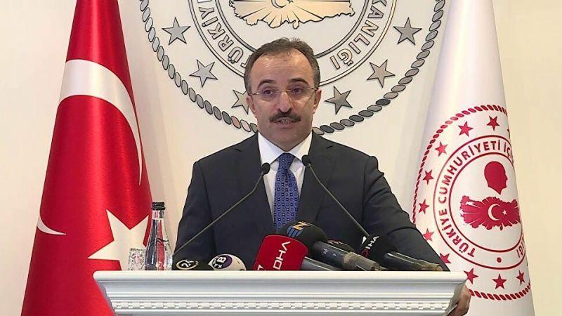İçişleri Bakanlığı'ndan flaş ihraç açıklaması